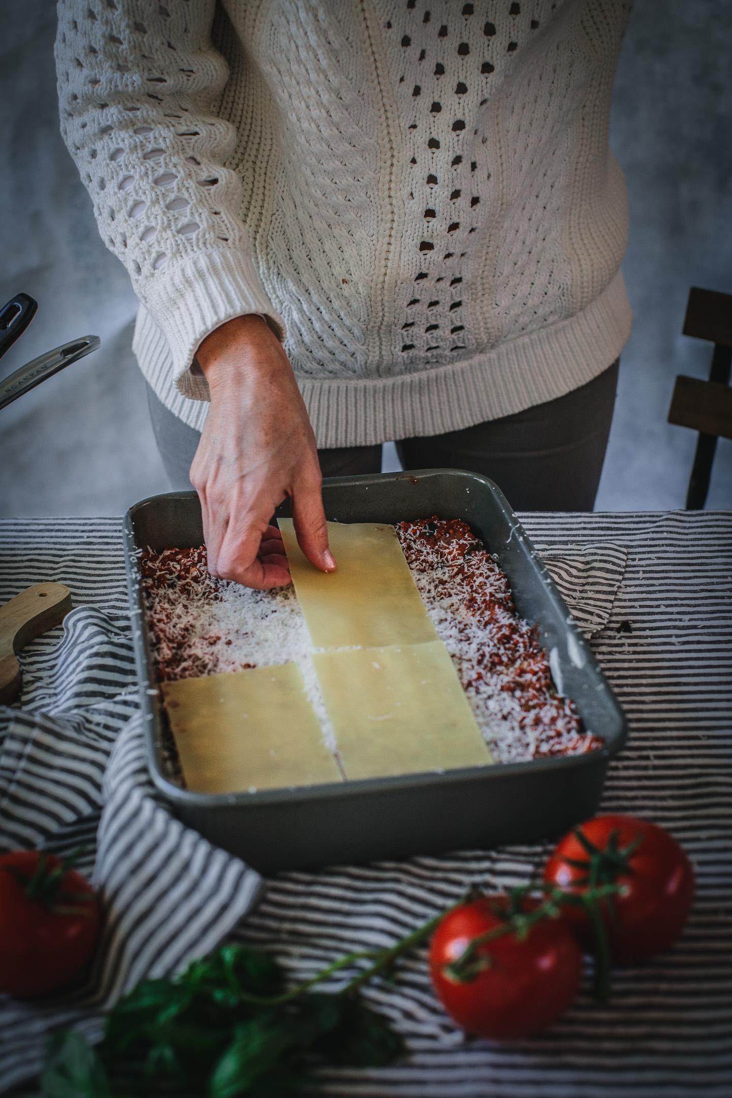 Gluten Free Lasagne