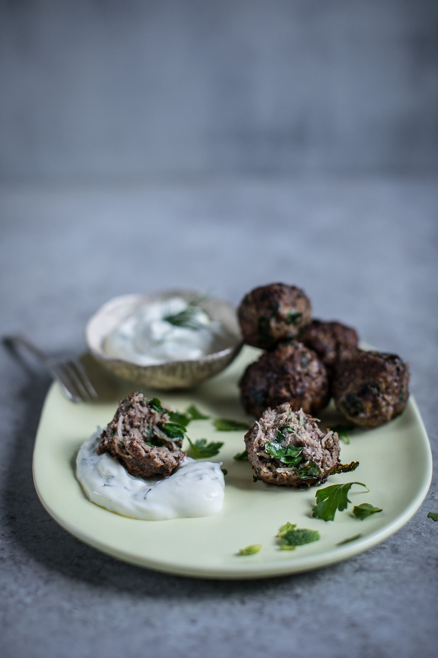 Greek Meatballs Keftedes Gluten Free Recipe