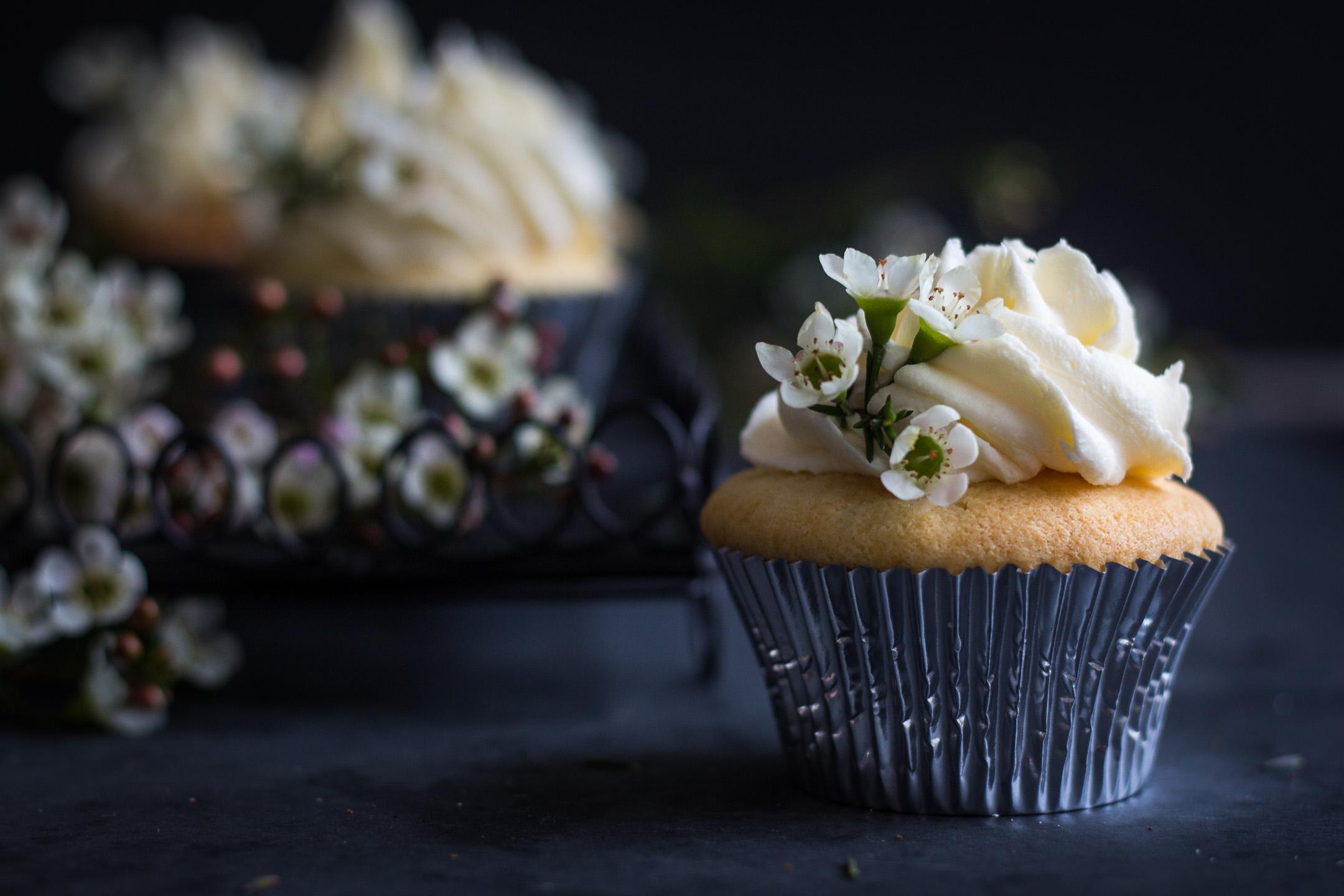 Vanilla Cupcakes with Buttercream Gluten Free Recipe 5