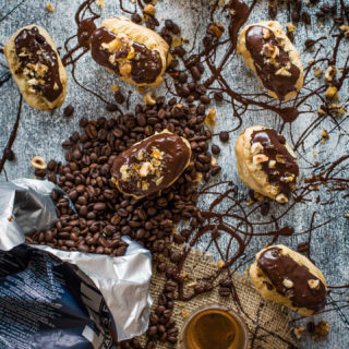 Chocolate Eclairs Gluten Free