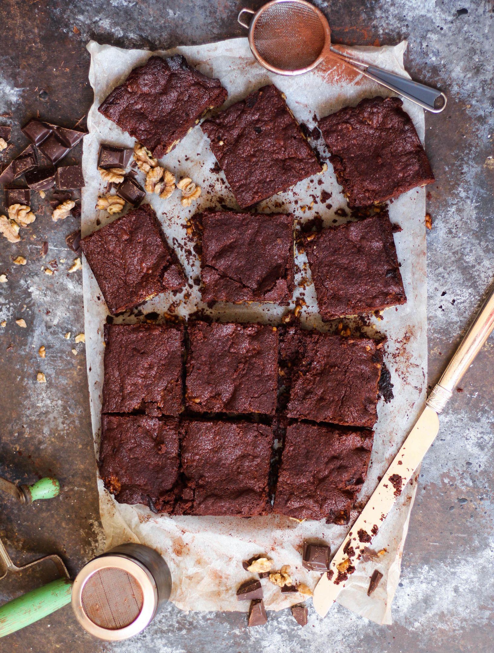 SMALL Chocolate Brownie Gluten Free 7-3153