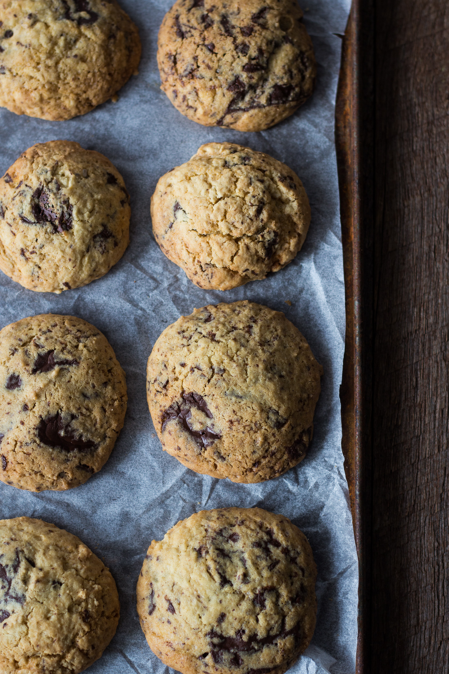Best Ever Chocolate Chip Cookies Gluten Free 1