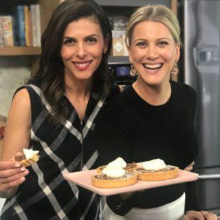 Gluten Free Caramel Walnut Tarts Recipe
