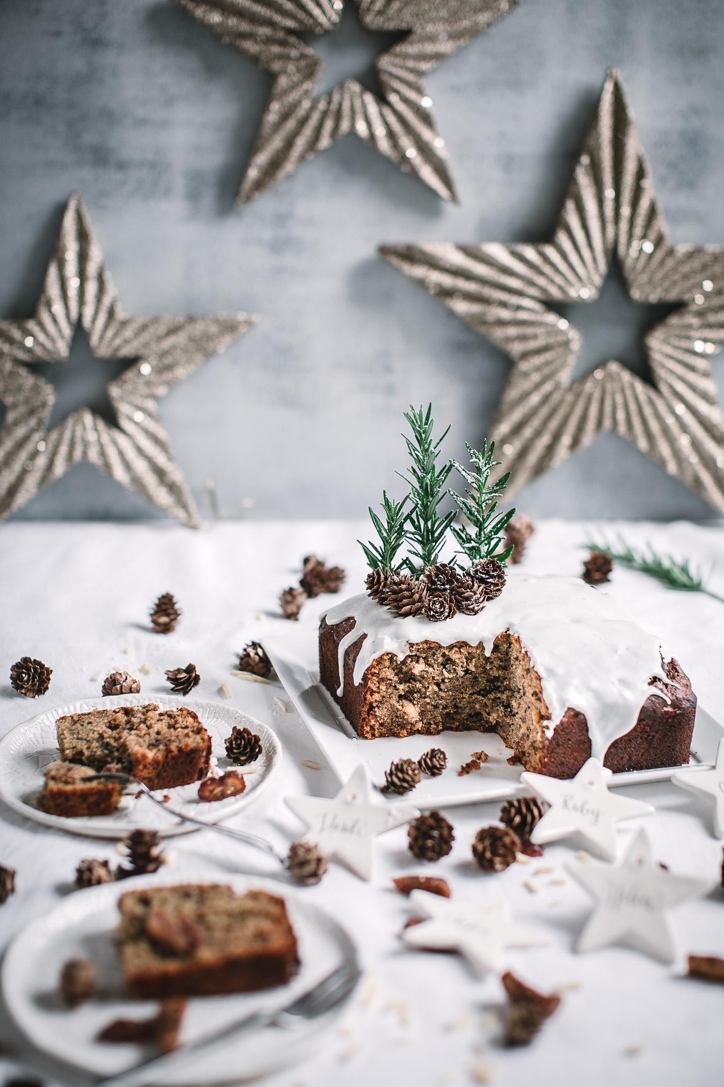 Christmas Fruit Cake Gluten Free Recipe