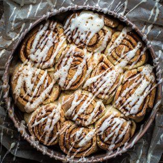 Gluten Free Cinnamon Scrolls Recipe