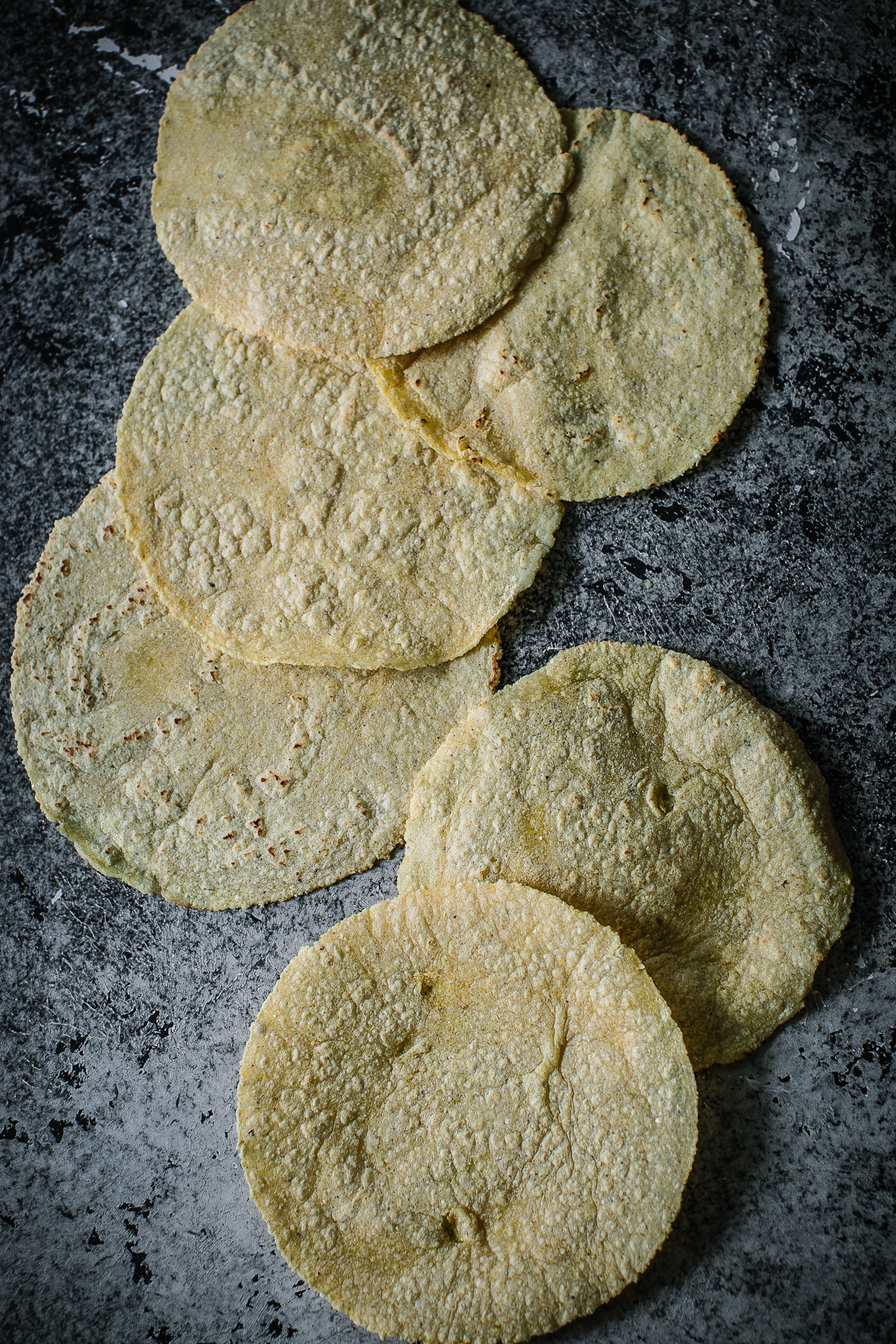 Homemade Corn Tortilla Recipe