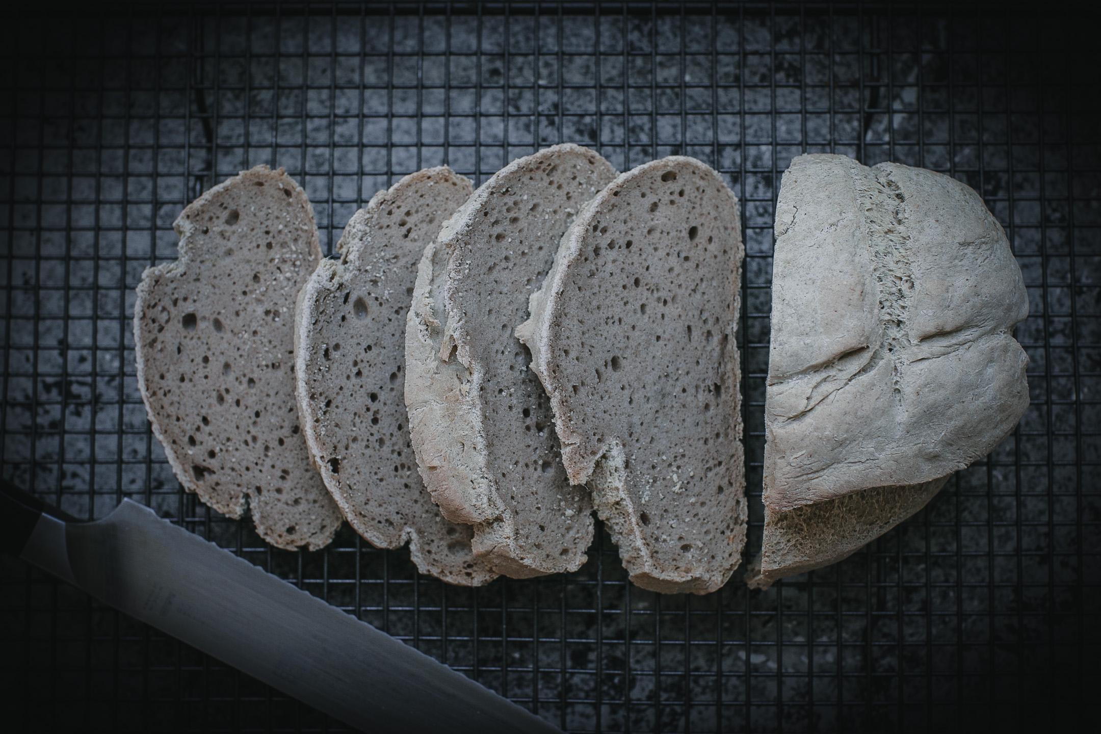 Yeast Free Gluten Free Vegan Bread Recipe Helen Tzouganatos Gluten Free Recipes